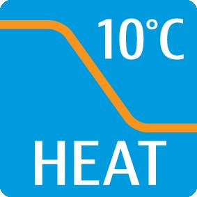 10°C отопление