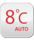 Режим температура 8°С