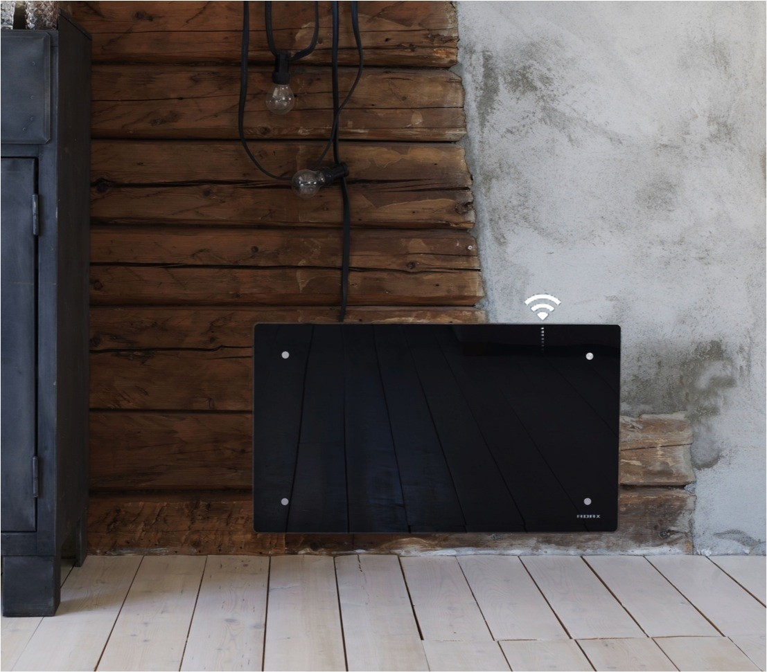 Конвектор ADAX CLEA BLACK CH 06 KWT -  Wi-Fi - 3