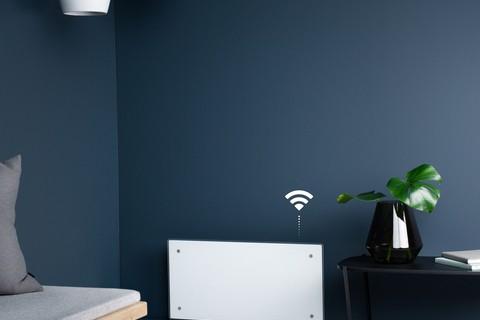 Конвектор ADAX CLEA WHITE CH 06 KWT -  Wi-Fi - 3