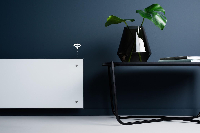 Конвектор ADAX CLEA WHITE CH 10 KWT -  Wi-Fi - 3