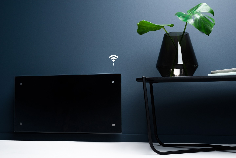 Конвектор ADAX CLEA BLACK CH 12 KWT -  Wi-Fi - 3