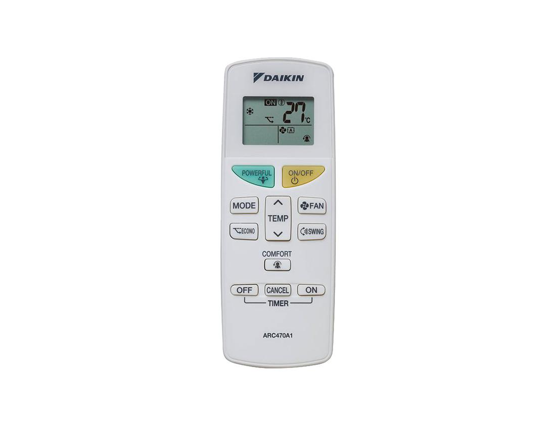 Инверторен климатик DAIKIN FTXB50C / RXB50C SENSIRA - 3