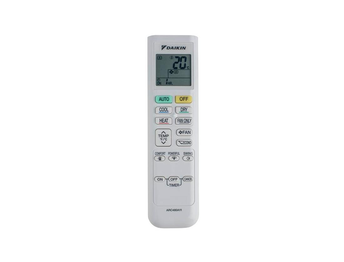 Инверторен климатик DAIKIN FTXP20M / RXP20M COMFORA - 3