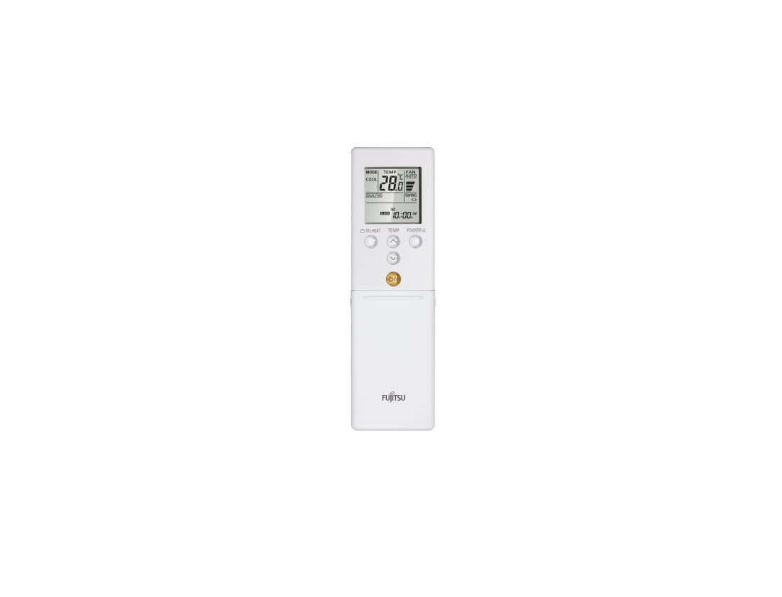 Инверторен климатик FUJITSU ASYG12KGTA / AOYG12KGCA - 2