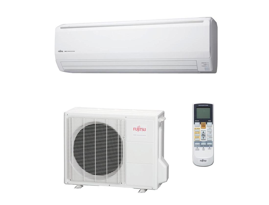 Инверторен климатик FUJITSU ASYG24LFCC / AOHG24LFCC - 2