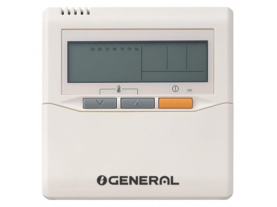 Канален климатик GENERAL FUJITSU ARHG14LLTB / AOHG14LALL - 2
