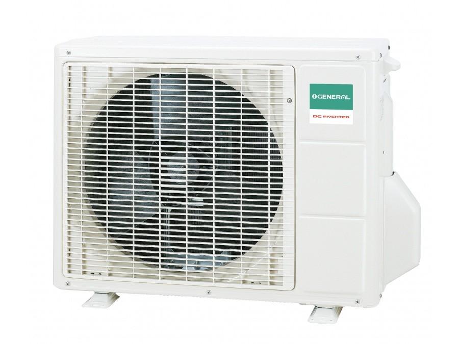 Касетъчен климатик GENERAL FUJITSU AUHG14LVLB / AOHG14LALL - 3