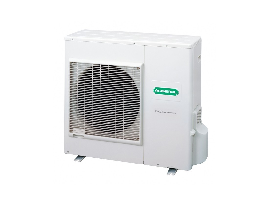 Касетъчен климатик GENERAL FUJITSU AUXG30LRLB / AOHG30LBTA - 3
