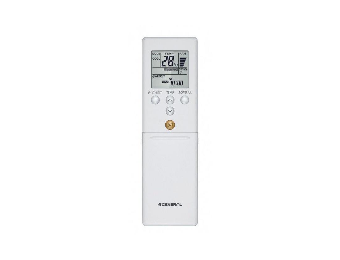 Инверторен климатик GENERAL FUJITSU ASHG12KETA-B / AOHG12KETA - 3