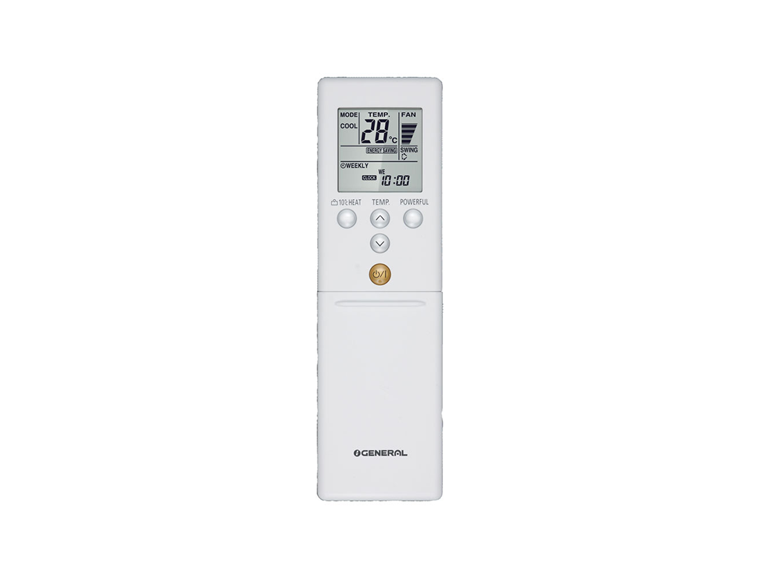 Инверторен климатик GENERAL FUJITSU ASHG12KMCC / AOHG12KMCC - 3