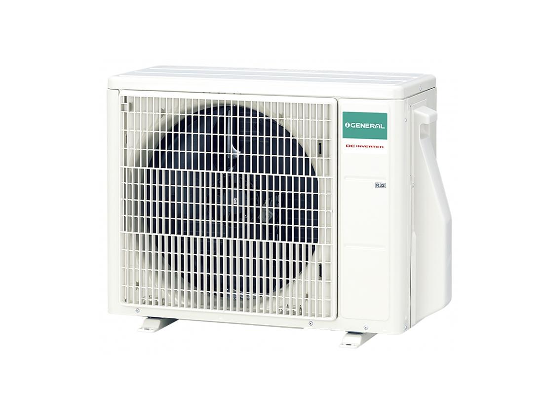 Инверторен климатик GENERAL FUJITSU ASHG12KMCC / AOHG12KMCC - 2