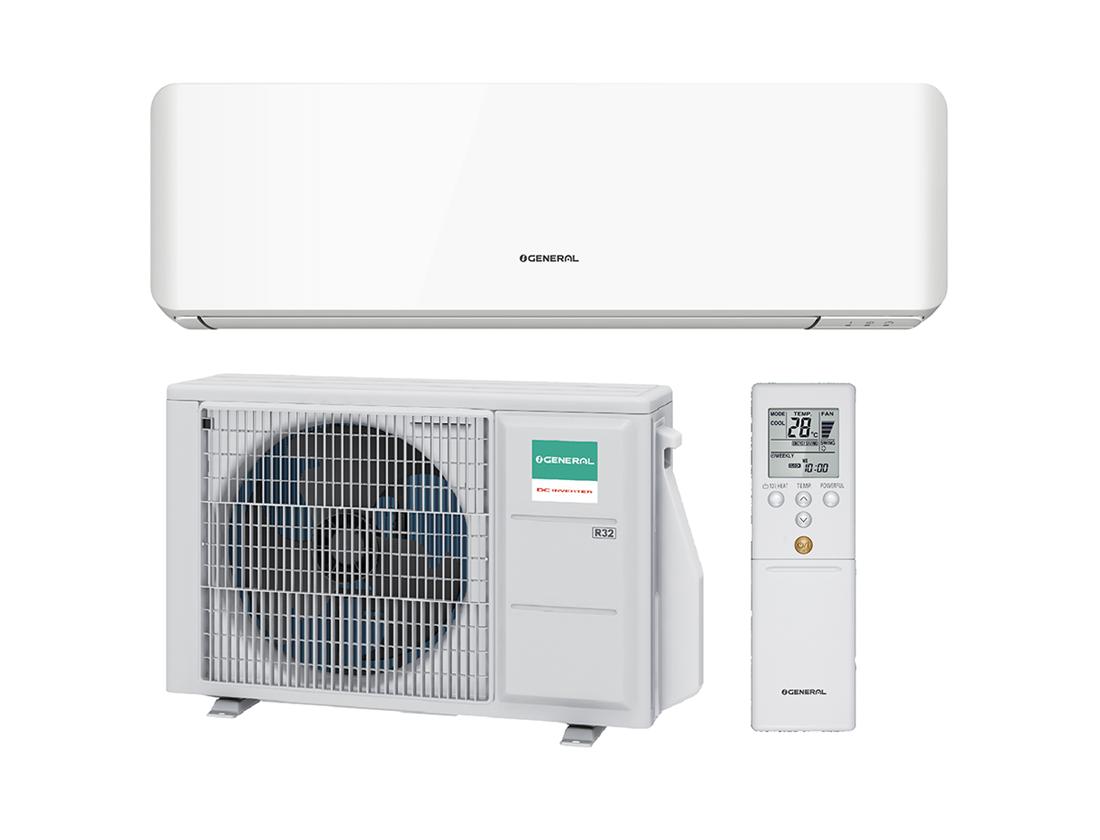Инверторен климатик GENERAL FUJITSU ASHG12KMTB / AOHG12KMTA - 4