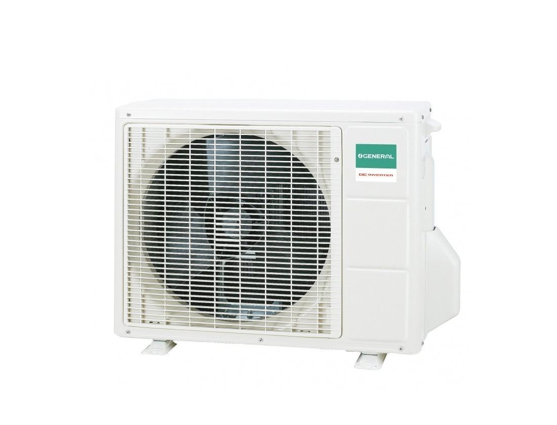 Инверторен климатик GENERAL FUJITSU ASHG12LLCC / AOHG12LLCC - 2