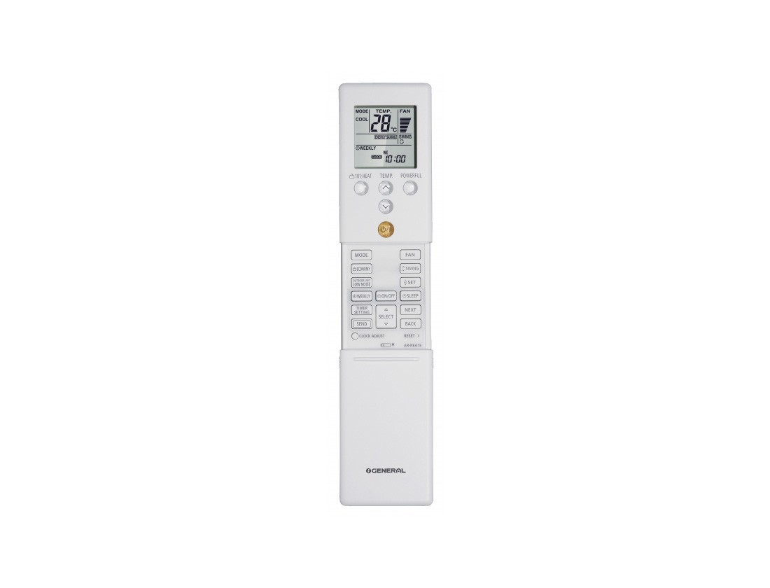 Инверторен климатик GENERAL FUJITSU ASHG07LMCA / AOHG07LMCA - 3