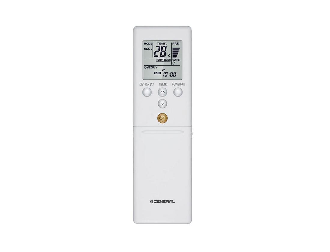 Хиперинверторен климатик GENERAL FUJITSU ASHG30LMTA / AOHG30LMTA - 3