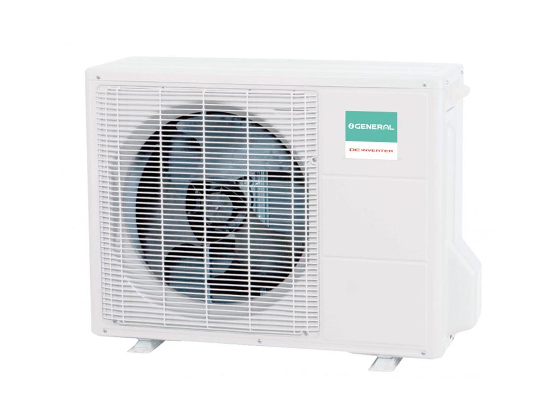 Инверторен климатик GENERAL FUJITSU ASHG14LUCA / AOHG14LUC - 2