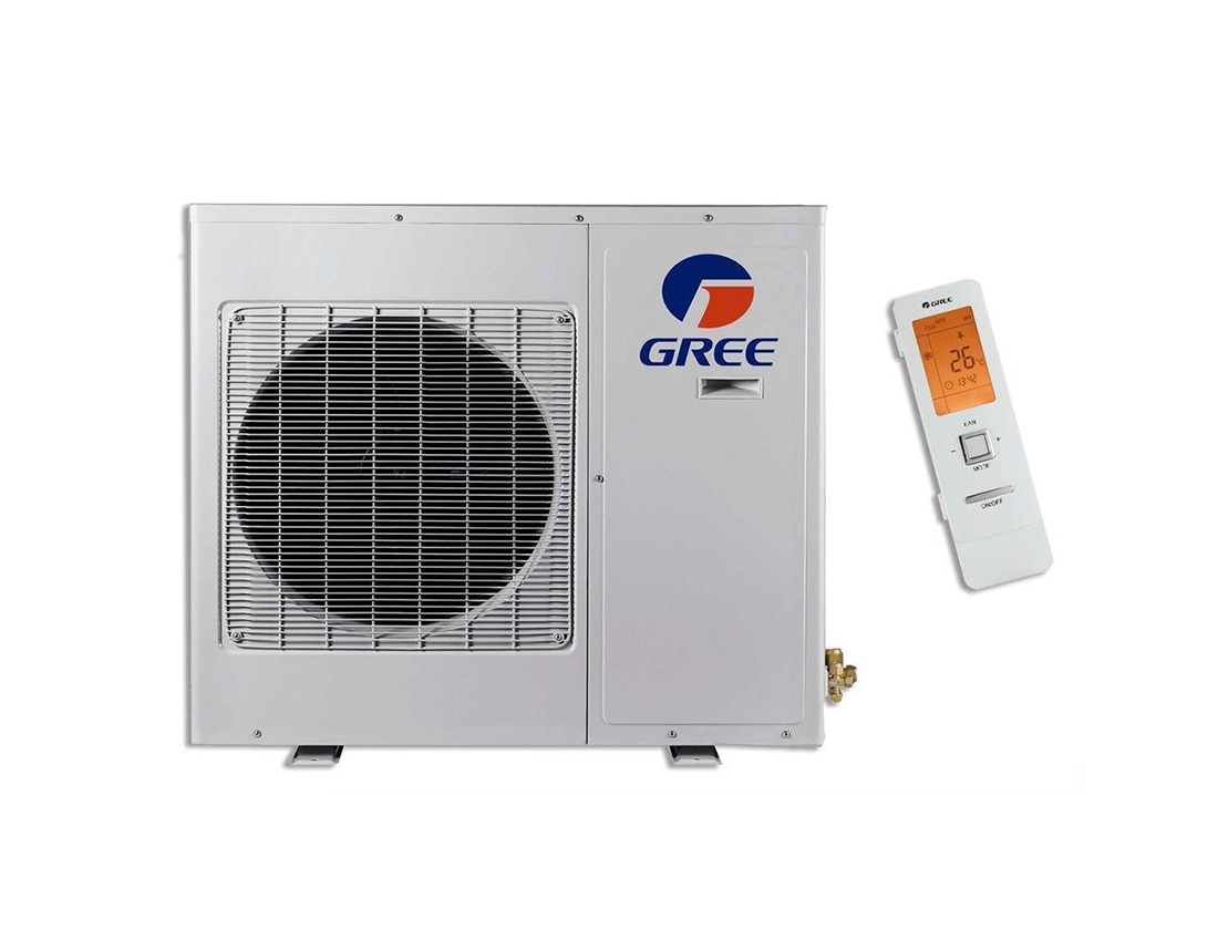 Инверторен климатик GREE GWH18TC / S3DNA1D HANSOL - 2
