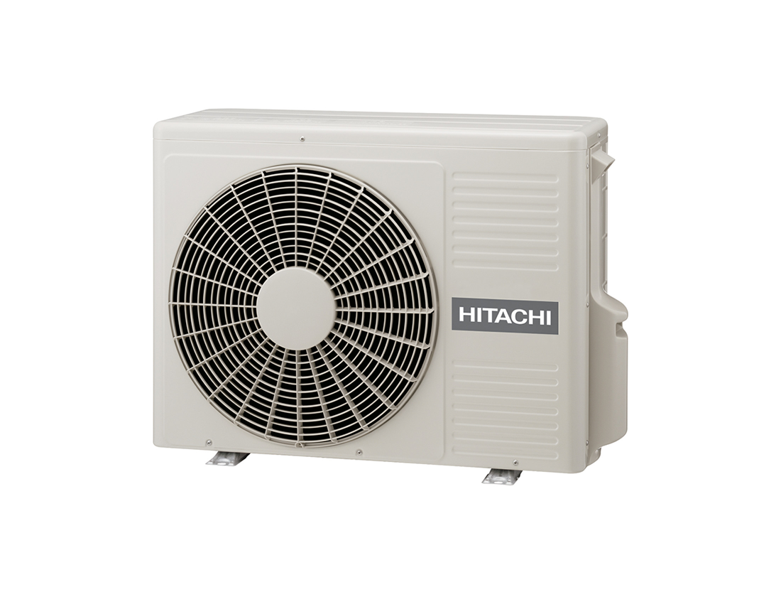 Хиперинверторен климатик HITACHI RAK-25PSC / RAC-25WSC SHIROKUMA - 3