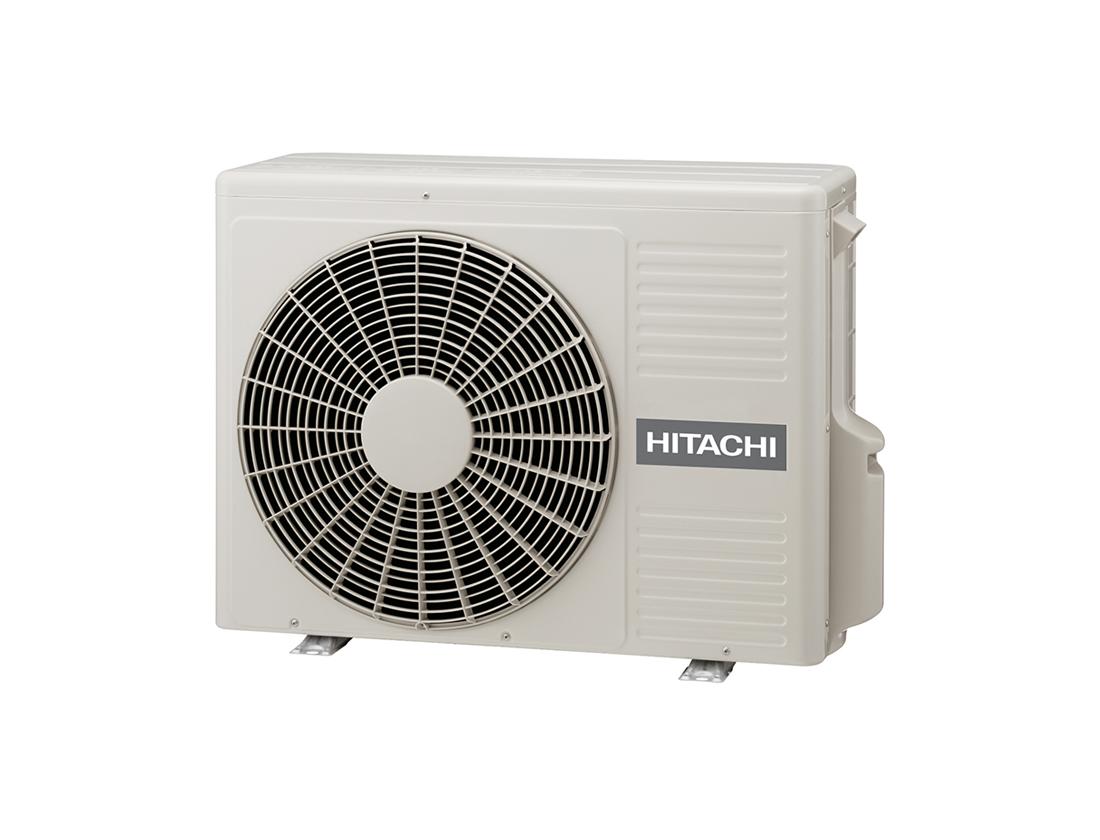 Хиперинверторен климатик HITACHI RAK-25PSE-W / RAC-25WSE SHIROKUMA WHITE - 4