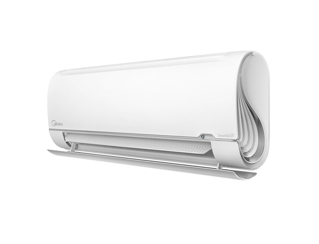 Инверторен климатик MIDEA MSFAAU-12HRFN8-QRD6GW BreezeleSS+ - 2