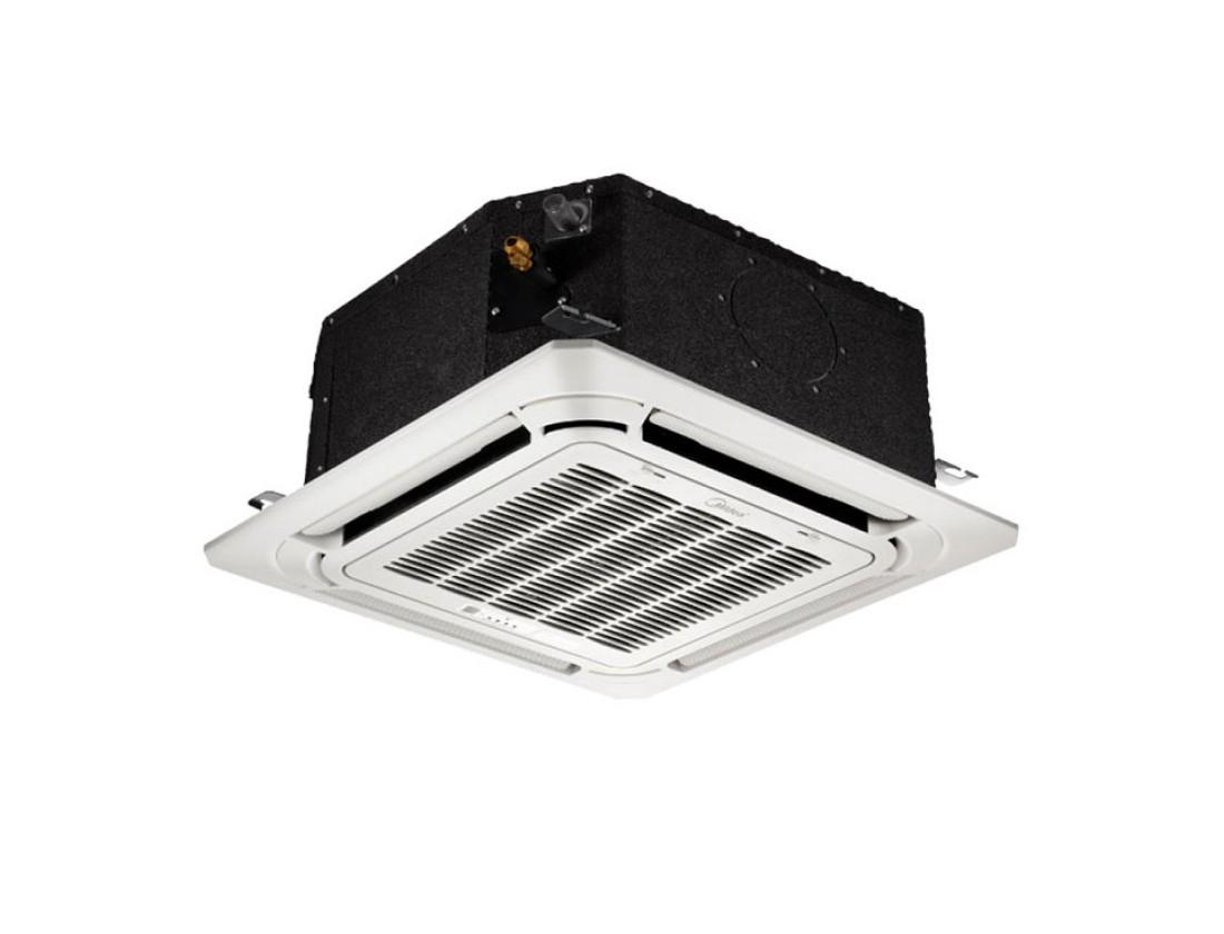 Касетъчен климатик MIDEA MCA3U-18HRFNX-QRD0W / MOX330U-18HFN8-QRD0W