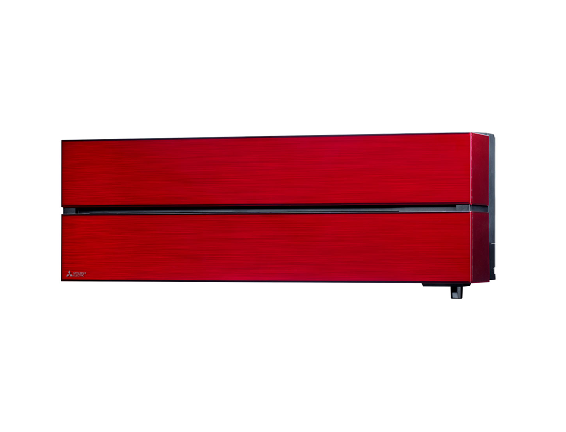 Хиперинверторен климатик MITSUBISHI ELECTRIC MSZ-LN25VGR / MUZ-LN25VG RUBY RED