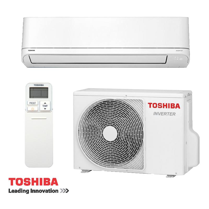 Инверторен климатик TOSHIBA RAS-B10J2KVRG-E / RAS-10J2VRG-E SHORAI PREMIUM - 2